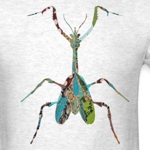 Ash  INSECT : MANTIS T-Shirts - Men's T-Shirt
