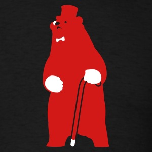 Sir Bear - Men's T-Shirt