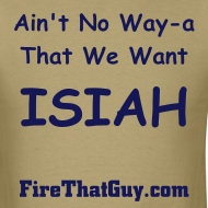 Design ~ NO WAY-A ISIAH THOMAS