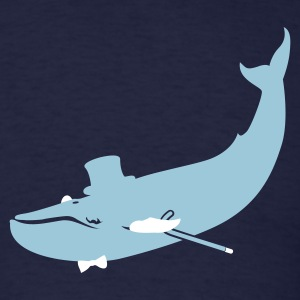 Sir Whale - Men's T-Shirt