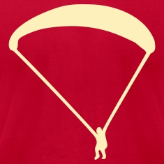 Brown Paraglider T-Shirts