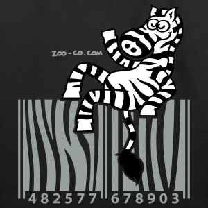 Black Zebra Code Bags  - Eco-Friendly Cotton Tote