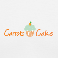Design ~ Carrots 'N' Cake V-Neck T-Shirt