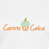 Design ~ Carrots 'N' Cake V-Neck T-Shirt