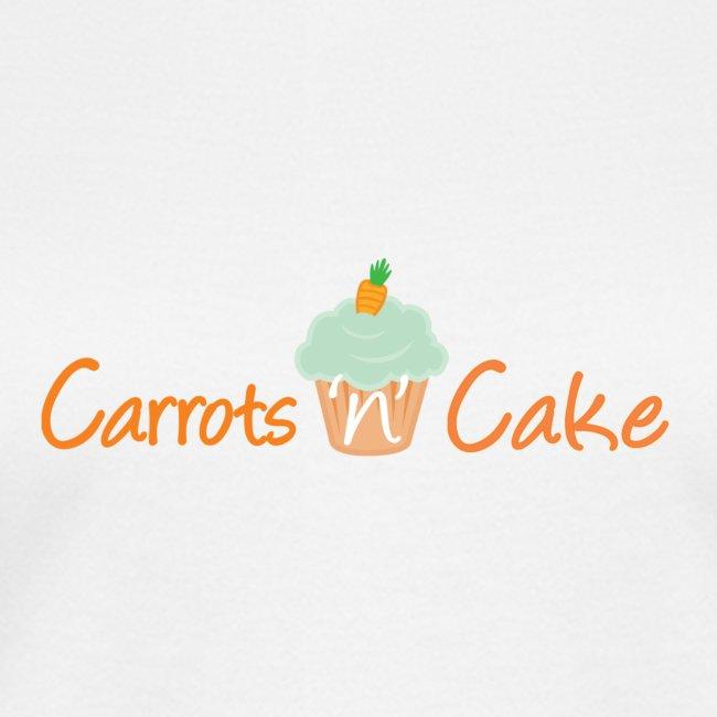 Carrots 'N' Cake V-Neck T-Shirt