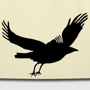 Creme Crow Bags  - Eco-Friendly Cotton Tote