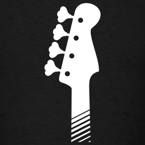 4string F-style bassplayer's shirt - Men's T-Shirt