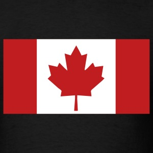Black Flag - Canada T-Shirts - Men's T-Shirt