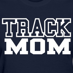 Track Mom Women's T-shirt