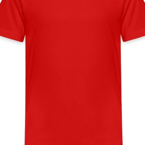 Red smile necktie Sweatshirts - Toddler Premium T-Shirt