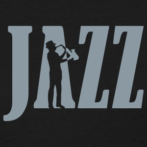 Black jazz_2 Women's T-Shirts - Women's T-Shirt