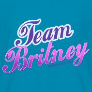 Design ~ TEAM BRITNEY Kids T-Shirt