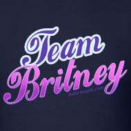Design ~ TEAM BRITNEY T-Shirt