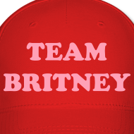 Design ~ TEAM BRITNEY Hat