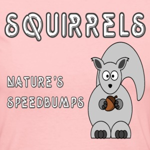 Chocolate squirrels Long Sleeve Shirts - Women's Long Sleeve Jersey T-Shirt