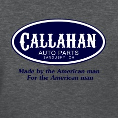 Deep heather Tommy Boy Callahan Auto Women's T-Shirts