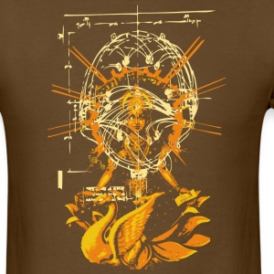 Brown siva or shiva fashion design T-Shirts - Men's T-Shirt
