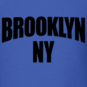 Royal blue Brooklyn NY New York T-Shirts - Men's T-Shirt