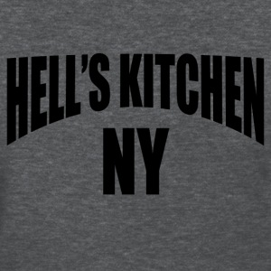 Deep heather Hell's Kitchen NY NYC Women's T-Shirts - Women's T-Shirt