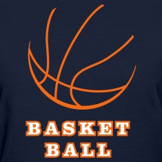 Navy basketball_5 Women's T-Shirts