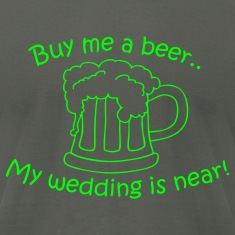 Asphalt Buy me a beer T-Shirts
