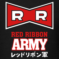 Design ~ Dragonball: Red Ribbon Army