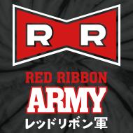 Design ~ Dragonball: Red Ribbon Army