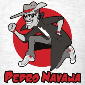 Salsa T Shirt - Pedro Navaja - Men's T-Shirt