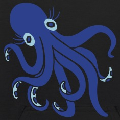 Great With 8 - Octopus Sweatshirts
