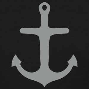Black Anchor Women's T-Shirts - Women's T-Shirt