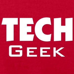 Tech Geek - Men's T-Shirt by American Apparel
