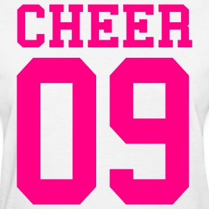Cheer 09 T-Shirt - Women's T-Shirt