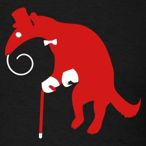 Sir Anteater - Men's T-Shirt