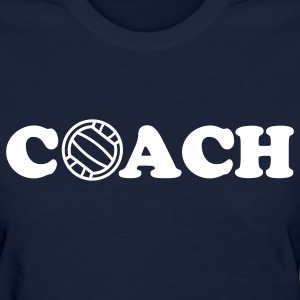 Navy volleyball coach Women's T-Shirts - Women's T-Shirt