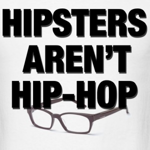 Hipster Rappers - Men's T-Shirt