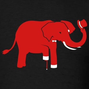 Sir Elephant - Men's T-Shirt