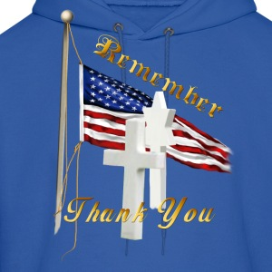 Remember - Men's Hoodie