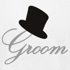 White Groom T-Shirts