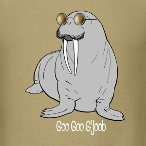 The Walrus Men's Standard Weight T-Shirt - Men's T-Shirt