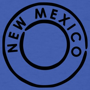 Royal blue New Mexico T-Shirts - Men's T-Shirt