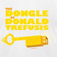 Design ~ Men's AA T-Shirt - Dongle Title