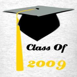 Ash  Graduating class of 2009 T-Shirts - Men's T-Shirt