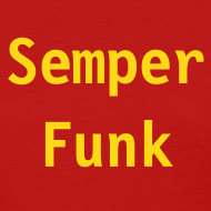 Design ~ Semper Funk Women's Gray/Gold
