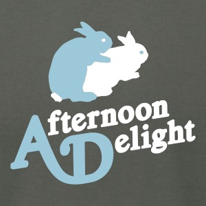 Afternoon Delight - Men's T-Shirt by American Apparel