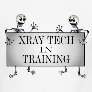 Xray Tech In Training apparel - Men's Ringer T-Shirt