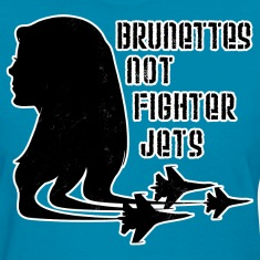 Brunettes Not Fighter Jets Conchords 2