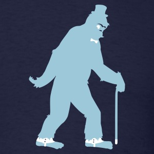 Sir Bigfoot - Men's T-Shirt