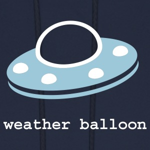weather balloon Hoodies - Men's Hoodie