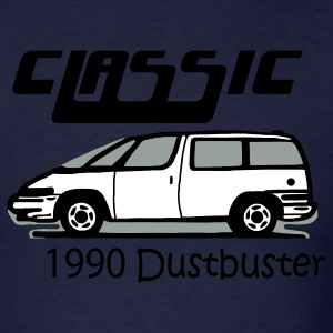 Navy Classic Dustbuster T-Shirts - Men's T-Shirt