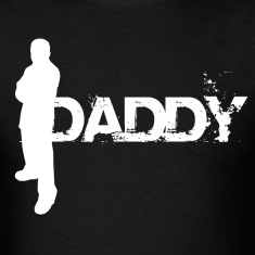 Daddy is the Boss, Cool Father's Day T-Shirt